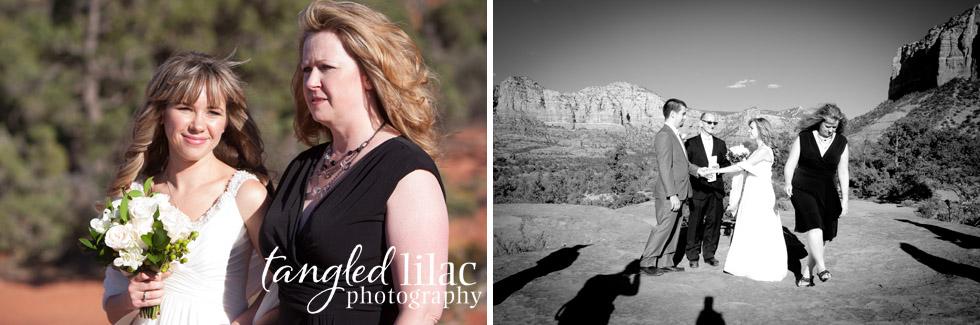 ceremony, wedding, sedona, photography, red rocks, bell rock, outdoor