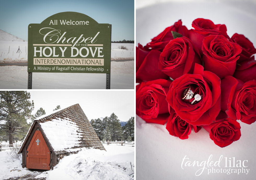 Chapel Of The Holy Dove Sedona Wedding Photography Flagstaff
