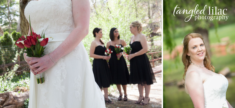 bride_bridesmaids_red_black