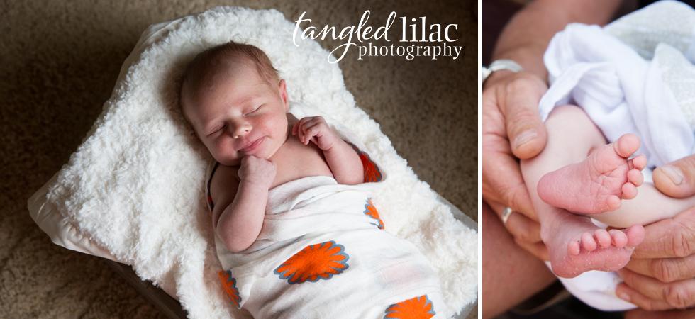 Flagstaff-Newborn-Sedona-baby-feet
