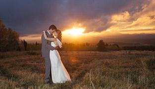 snowbowl wedding