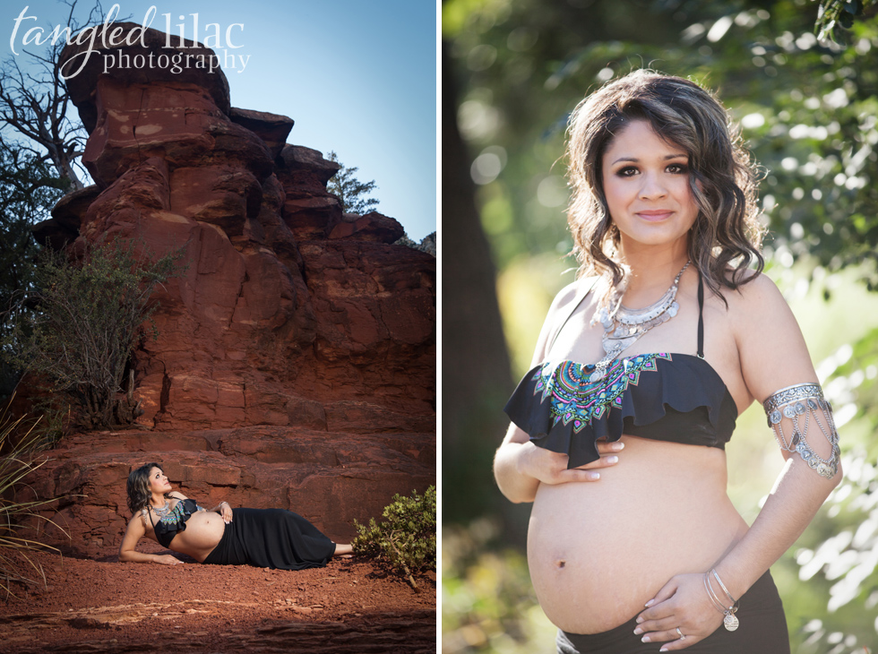 033-sedona-maternity-slide-rock
