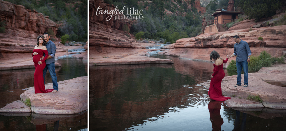 035-sedona-maternity-slide-rock