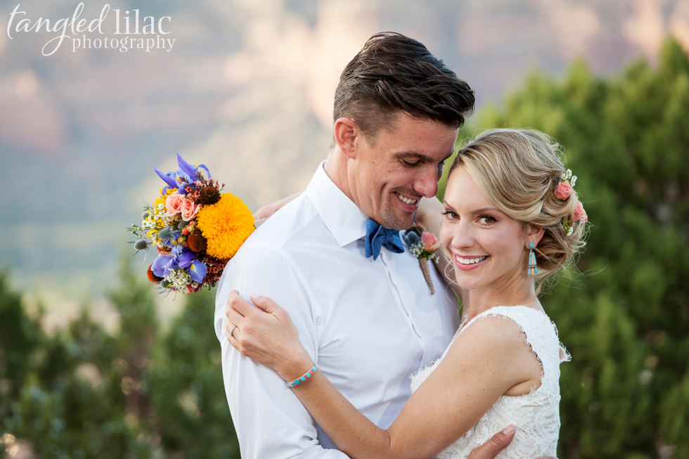 Eloping in Sedona