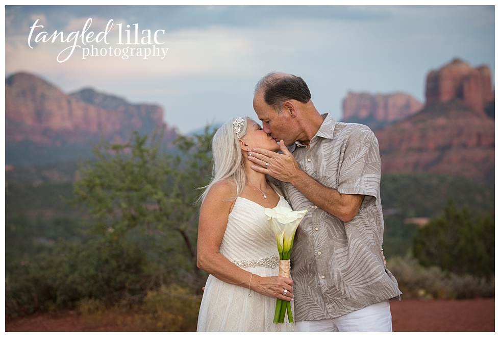 Red Rock Crossing Elopement