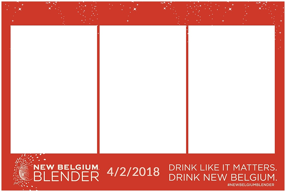 New Belgium Uses Reflections Photo Booth