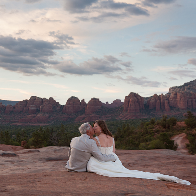 Red Rocks Wedding: Sedona Wedding Photography